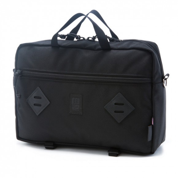 Topo Mountain Briefcase Ballistic