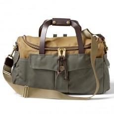 Heritage Sportsman Bag Beige / vert