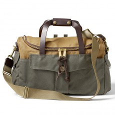 Heritage Sportsman Bag Tan / Otter Green