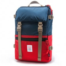 Rover Pack Navy Red