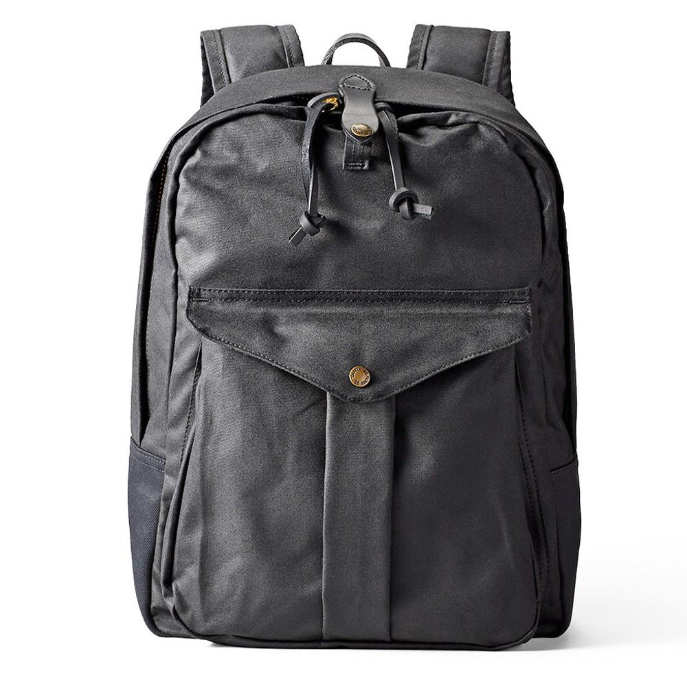 filson journeyman backpack noir 489 00. Black Bedroom Furniture Sets. Home Design Ideas