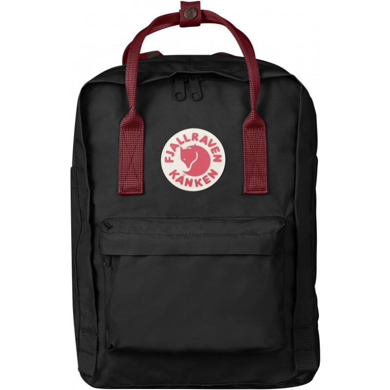 kanken ox red laptop