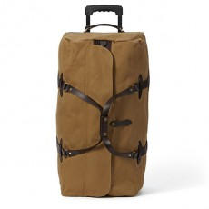Rolling Duffle Large Tan