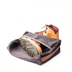 Stowaway Boot Bag Obsidian