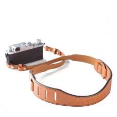 SLR Camera Strap Saddle Tan