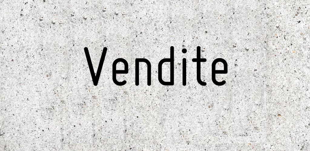 VENDITE