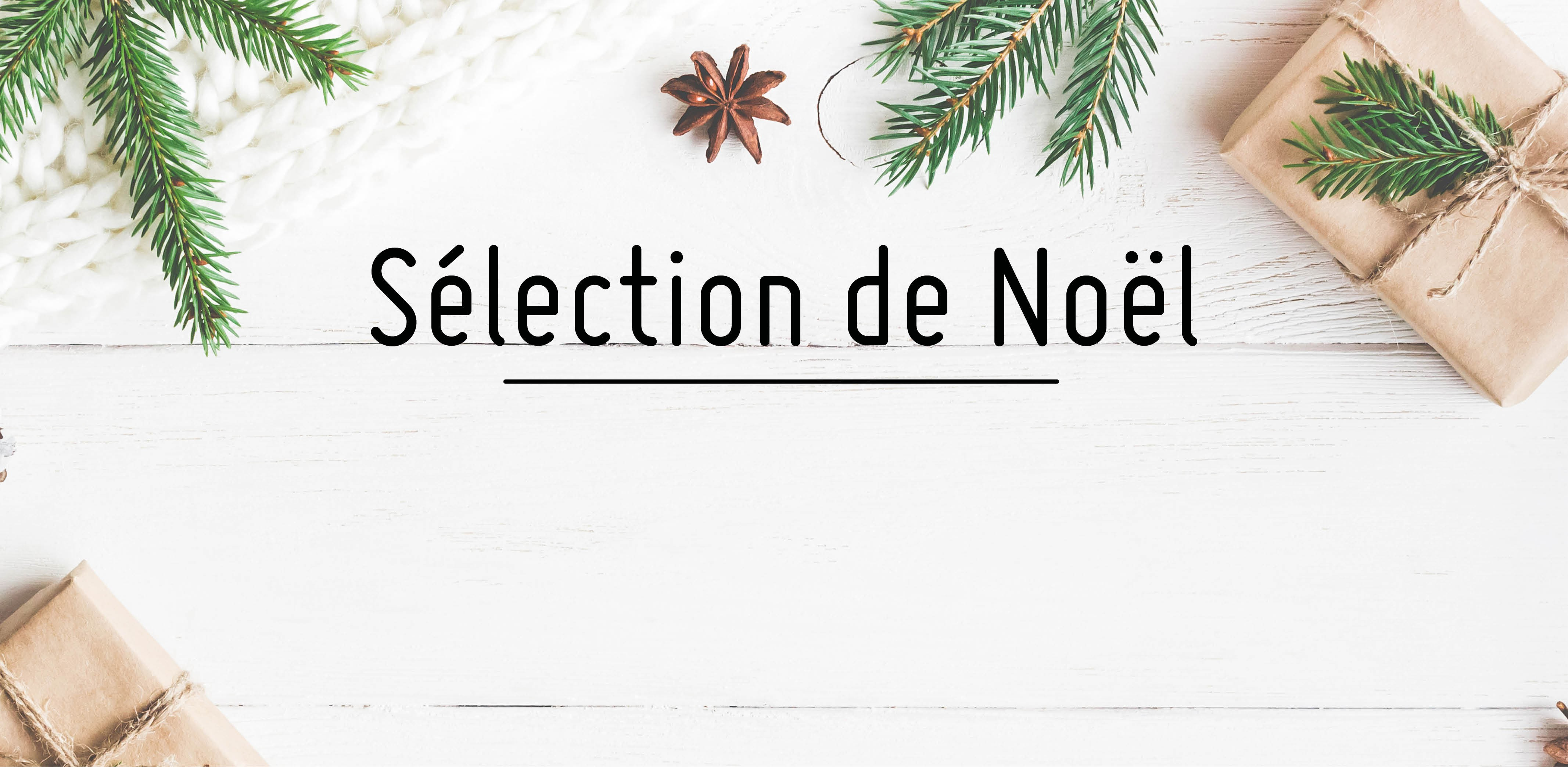 SELECTION DE NOEL